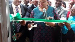 Hon. Secretary Commissions FCT LMCU Permanent Office
