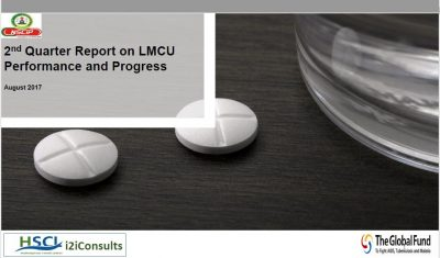 Second Quarter Report on LMCU Performance and Progress