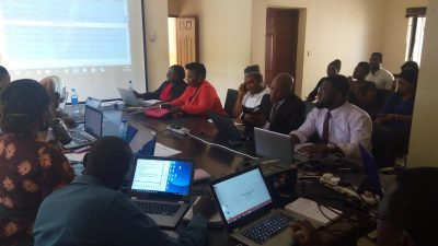 NSCIP Hosts National LMCU Task Team in Abuja