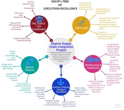 NSCIP Tree of Execution and Excellence