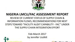 Nigeria LMCU/FAC Assessment Report (Feb – March 2017)