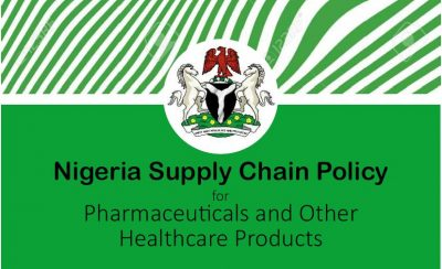 Nigeria Supply Chain Policy for Pharmaceuticals and Other Healthcare Products
