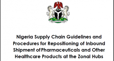 Nigeria Supply Chain Guidelines and Procedures for Stock Repositioning